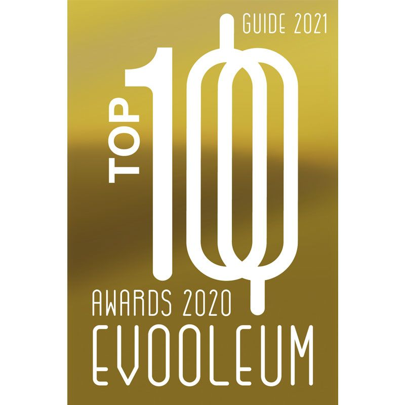 EVOOLEUM TOP 100 EVOO AWARDS - World's TOP100 Extra Virgin Olive Oils GUIDE 2020/21.
