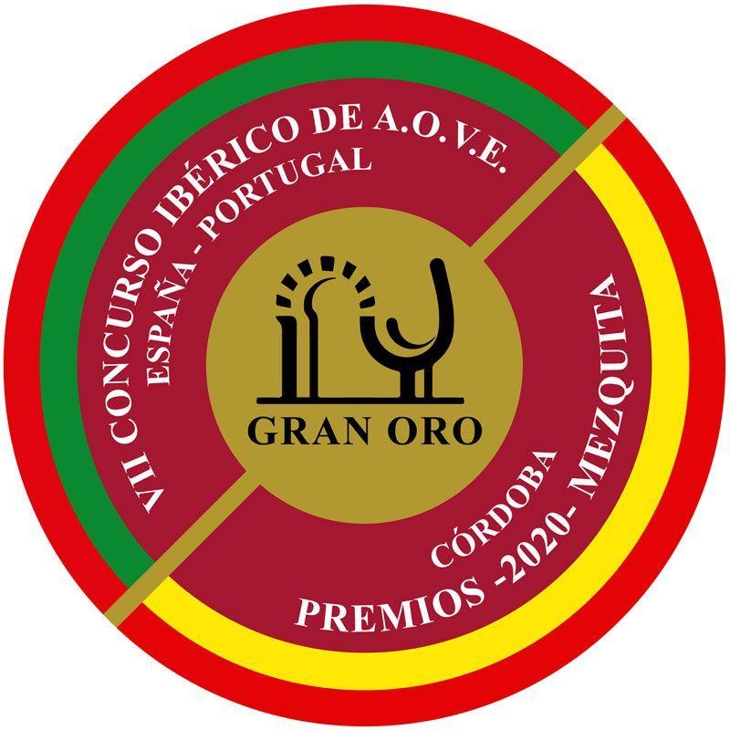 PREMIO MEZQUITA GRAN ORO AOVE - Gran Oro Mejor AOVE Frutado Maduro 2020 PARA ESCORNALBOU GOURMET